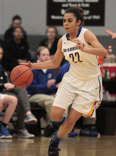 Image result for aislynn hartman basketball mariemont