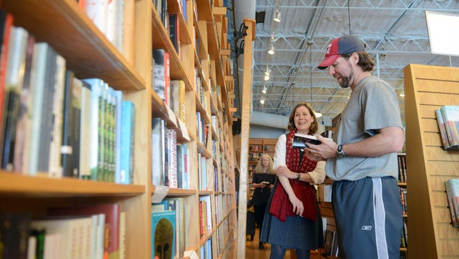 Parnassus Books will participate in IndieNashGiving on Small Business Saturday by benefiting Book 'Em and the Nashville Humane Association.