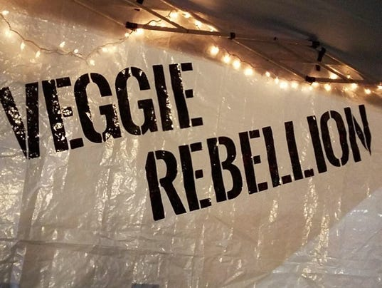 Veggie Rebellion