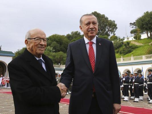 Tunisia Turkey