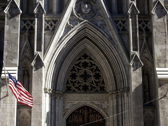 The Archdiocese of New York set a deadline of Nov. 1 for alleged victims of abuse by priests to file to seek compensation.