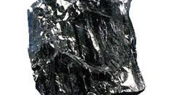 Coal, the little black rock.