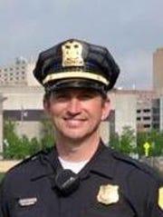 Sgt. Paul Parizek