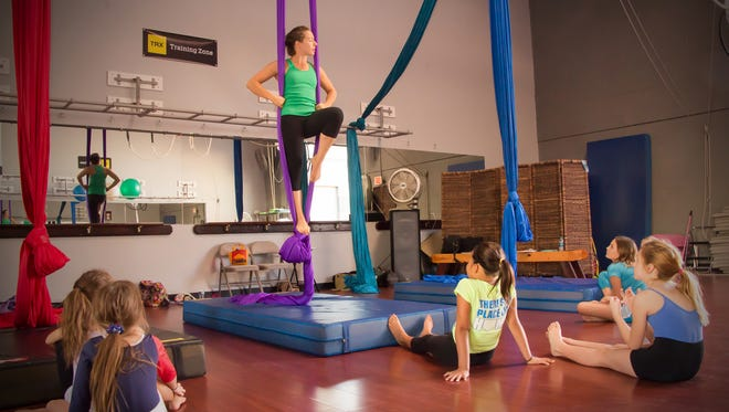 At Circus School of Arizona's weeklong summer camps, kids ages 7-13 can learn aerial rope and silks, trapeze skills, juggling, hula hooping, wire walking and more. The Scottsdale school has recently more than doubled its space.