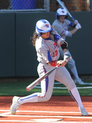 Louisiana Tech first baseman Pauline Tufi said there will be butterflies in the air when the Techsters host No. 4 LSU on Tuesday.