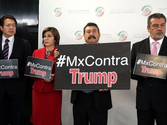 Funcionarios mexicanos se han manifestado en contra