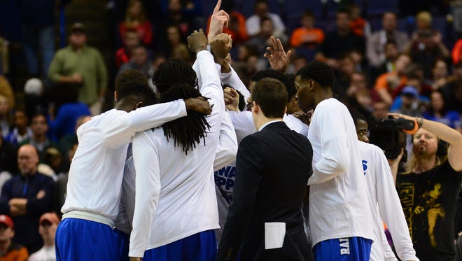 The Blue Raiders will play in Hawaii next year.