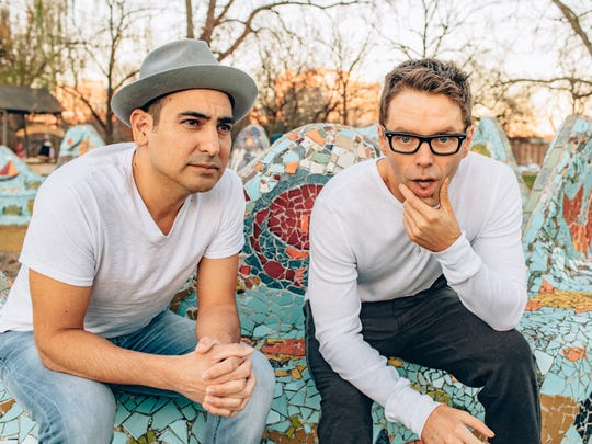Bobby Bones & the Raging Idiots will perform Friday