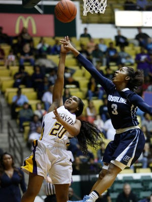 Both Class 4A finalists in runner-up Rayne and state champion Ursuline Academy will be competing at the LHSAA Hall of Fame event being held Saturday at Catholic High of New Iberia.