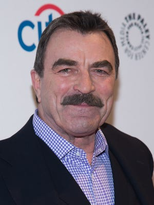"""Tom Selleck attends the 2nd Annual Paleyfest of """"Blue Bloods"""" at the Paley Center For Media on October 18, 2014."""