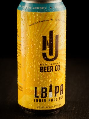 LBI IPA from New Jersey beer Co.