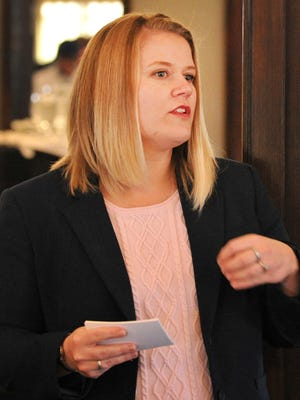 Democratic hopeful, Catie Robinson, officially announced that she would be seeking to be elected as Wichita County Commissioner-Precinct 4 Tuesday afternoon.