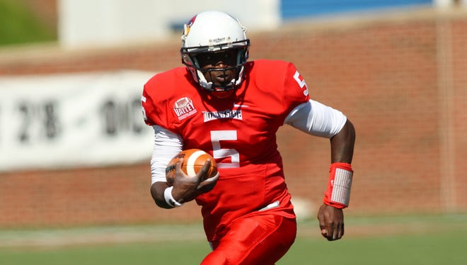 Illinois State quarterback Tre Roberson has brought his dual-threat style of play to the Redbirds, leading the team to a 5-0 record.