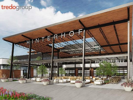 The Luxe Golf Bays will feature 57 heated open-air