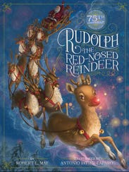 """""""Rudolph the Red-Nosed Reindeer"""""""