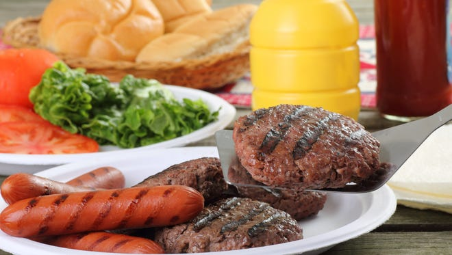 Grilling out this weekend? Heading to a holiday party? The USDA has some food safety tips to help you avoid post-party problems.
