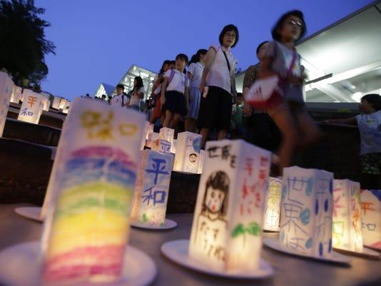 Japan Nagasaki Annive_mccl