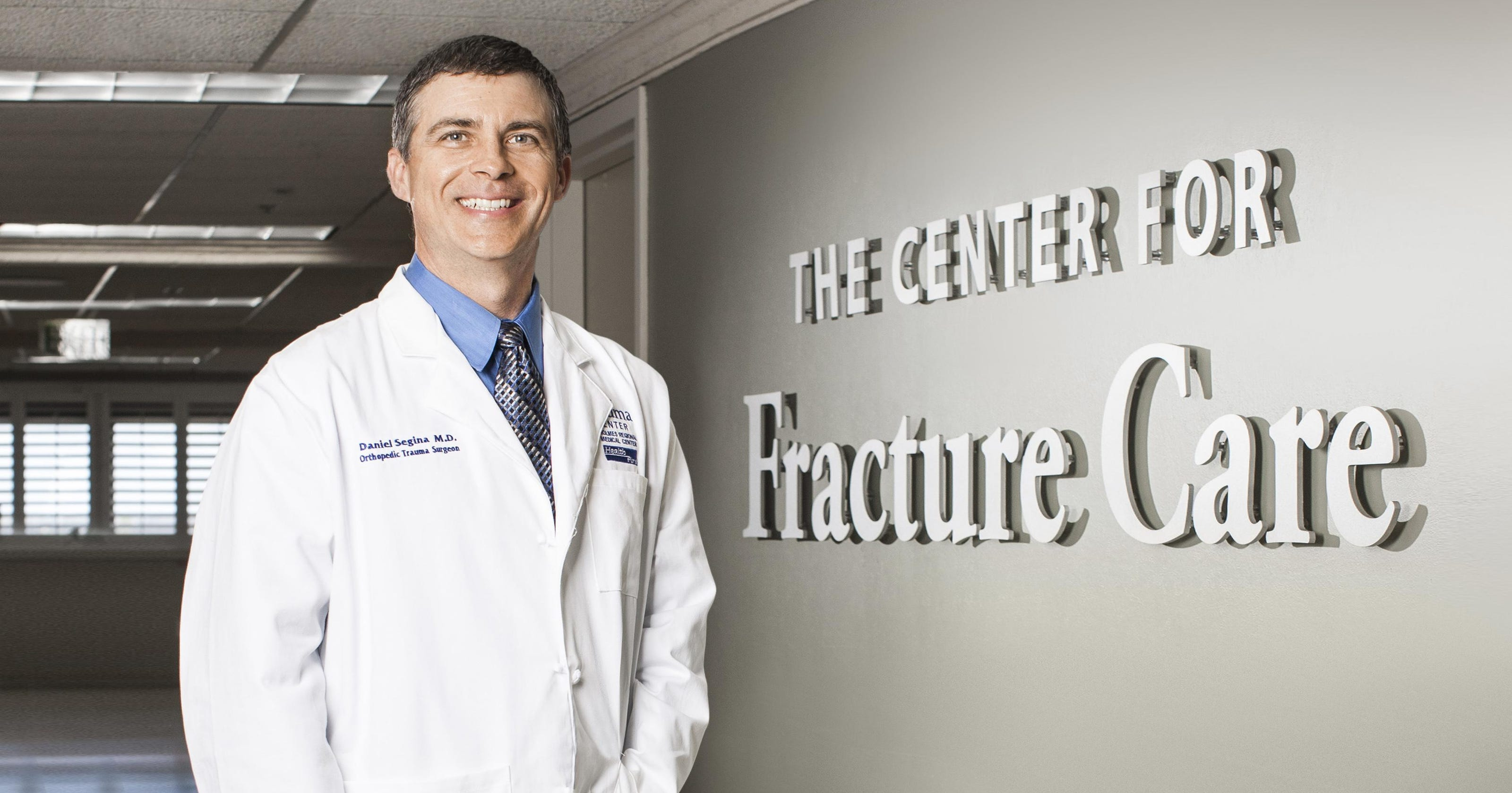 Health Pro Orthopedic Surgeon Has Desire To Fix Things