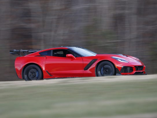 The 2019 Chevrolet Corvette ZR1 – VIR lap record holder