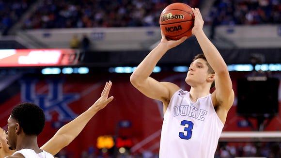 IndyStar college basketball Insider Zach Osterman ranks
