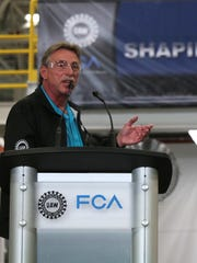 Norwood Jewell, UAW Vice President of the FCA US Department,