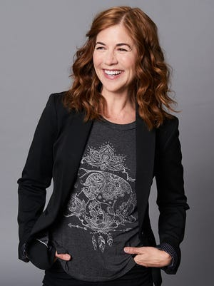 Actress, author, and comedian Mary Gallagher is a Brookfield Central High School graduate. She is set to appear on The Late Show With Stephen Colbert in April.