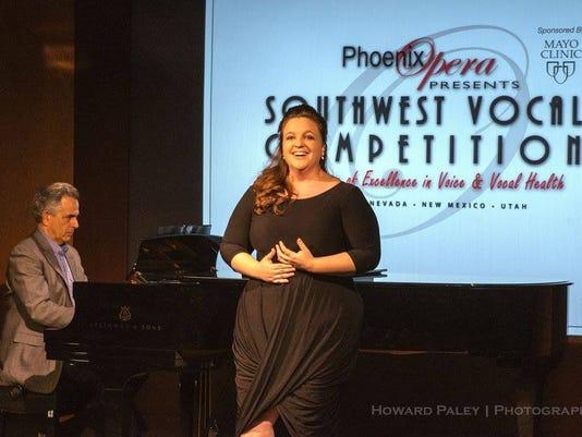 Southwest Vocal Competition