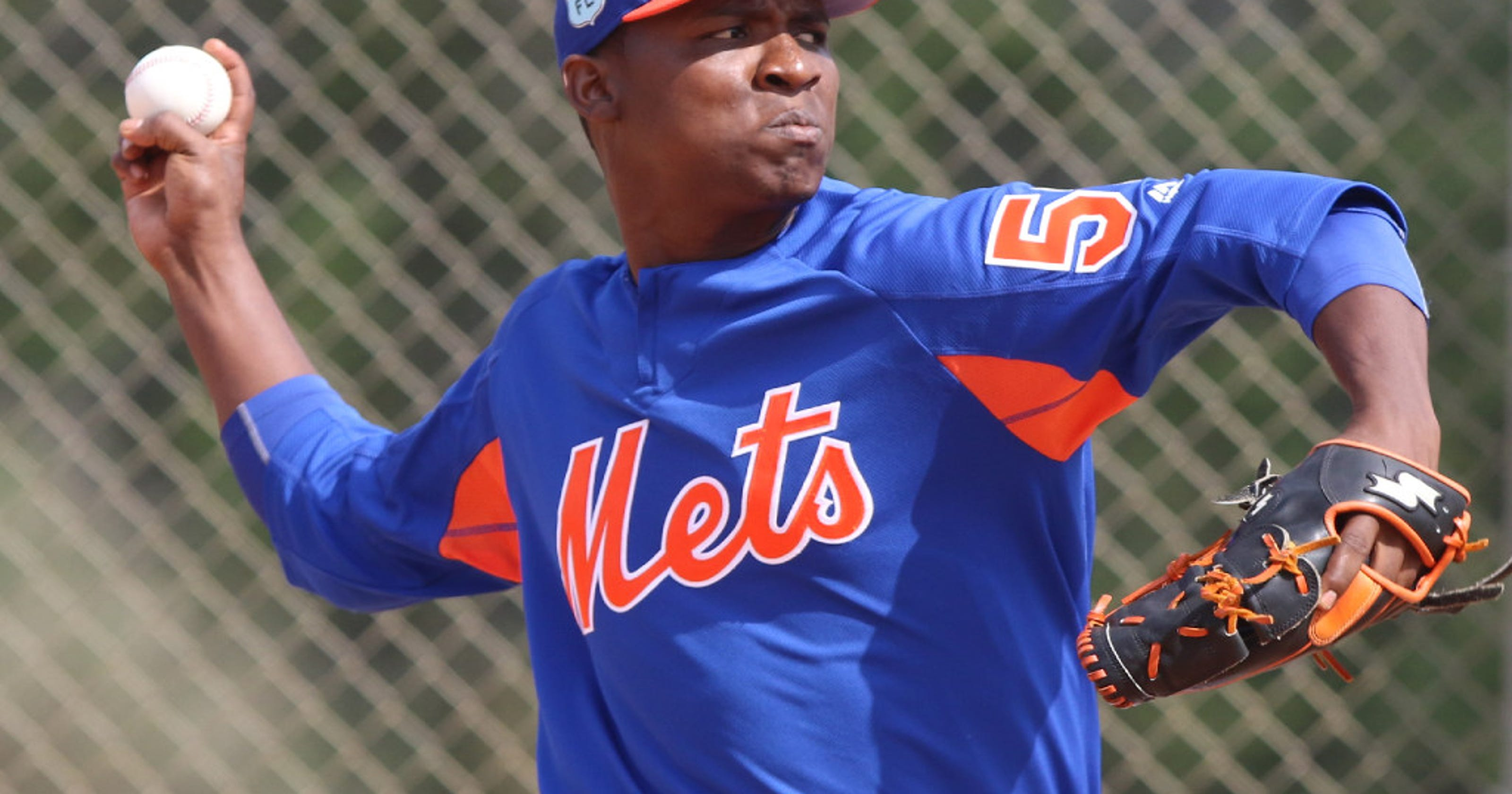 online store 652cd 5601c Mets' Rafael Montero running out of time