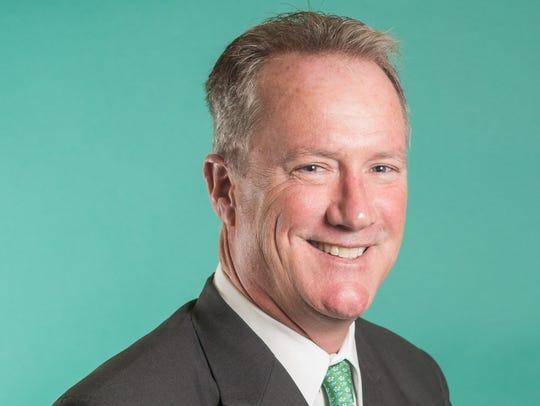 Unity Bank President & CEO James A. Hughes