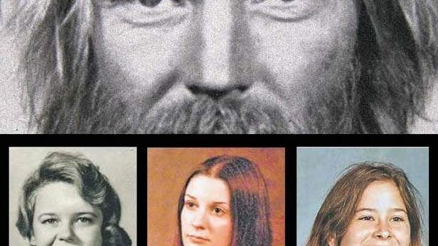 Serial killer suspect Felix Vail is the last known person with three women who died or disappeared.