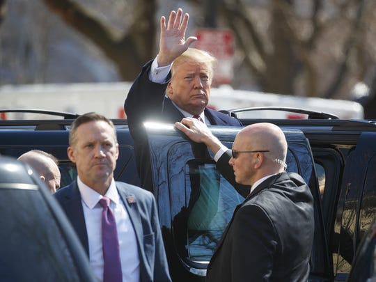 """Trump tweeted Sunday that the UAW's local president """"ought to get his act together and produce."""" The president, who previously has called on GM to reopen the plant, added: """"I want action on Lordstown fast."""""""