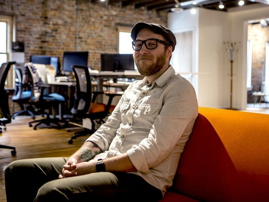Travis McCleery, an Ohio native was a product designer
