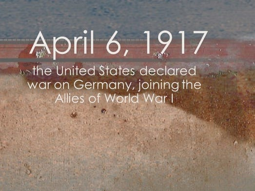 united stated declares war on germany essay Wilson and american entry into world war i germany expected the united states to pressure britain to end its the us declaration of war on germany.