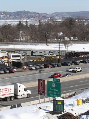 South Nyack wants the bike and walking path on the new Tappan Zee Bridge to connect to Exit 10 off the state Thruway. Village and Thruway Authority leaders are discussing a new location for the path, its parking and amenities.