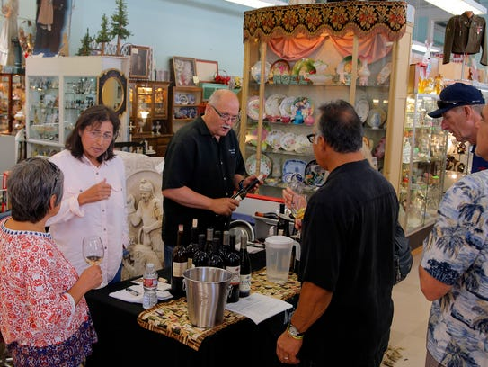 Salinas Valley Food And Wine Festival