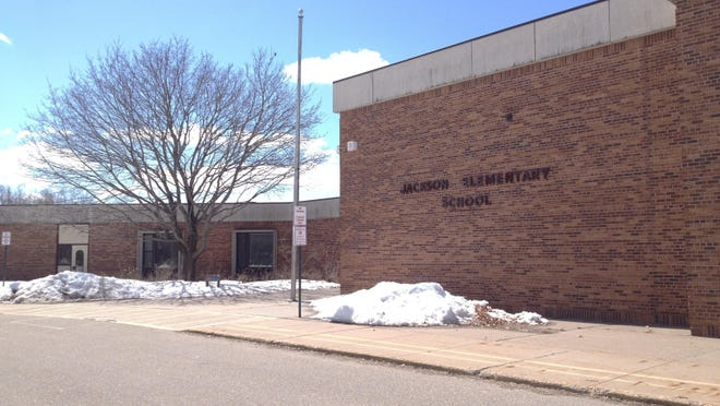 The former Jackson Elementary School is the new site for the professional development center for the Stevens Point Area Public School District.