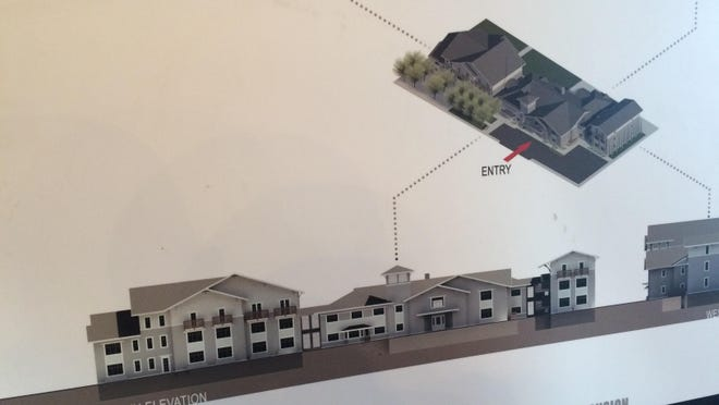 Plans for the expanded Loma Linda Ronald McDonald House