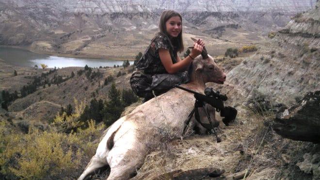 Jenna Rahn took this bighorn sheep on Oct. 2, 2015.