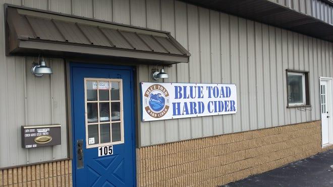 Blue Toad Hard Cider opens in Henrietta.