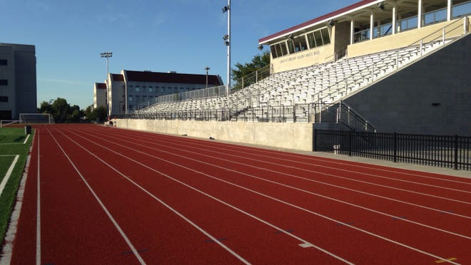 MSU is confident it will be able to host the Women's Track Conference Meet in May of 2017. The school originally thought it could so so in May of 2015.