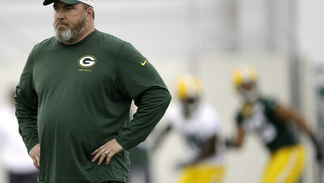 Mike McCarthy coached the Packers from 2006 to 2018.