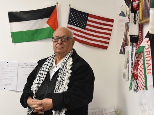 Awni Abuhadba, a former deputy mayor of Paterson, who left the West Bank in 1972, said Trump should have spent more time on negotiations for a peace deal.