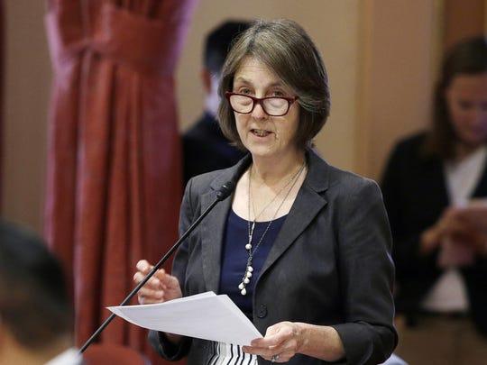State Sen. Nancy Skinner, D-Berkeley