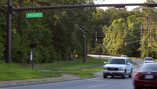 Welaunee Boulevard currently dead ends at Fleischmann Road but could be expanded to I-10  if development is expanded. The city and county are discussing a mobility fee that could help pay for roads.