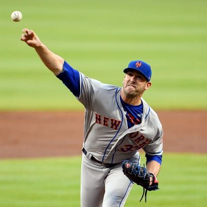Mets will skip Matt Harvey's next start, send struggling righty to the bullpen