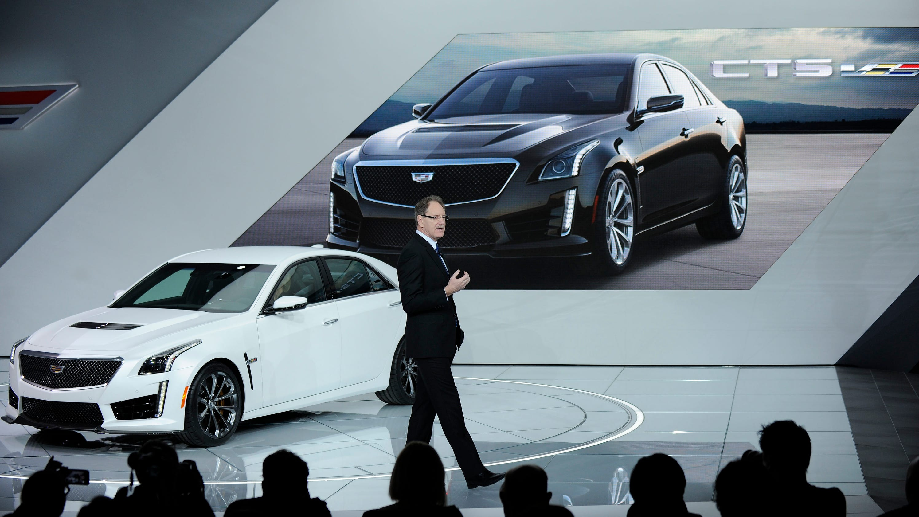 Cadillac to spend $12 billion on 8 new vehicles by 2020