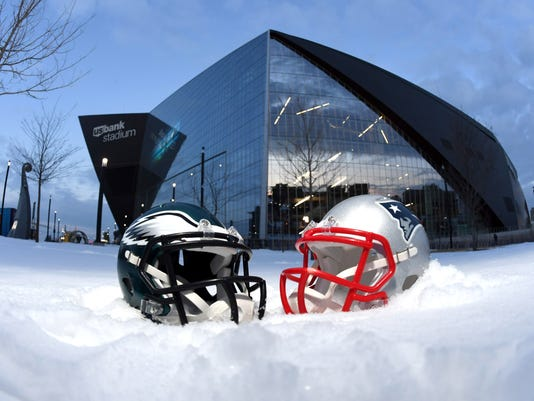 USP NFL: SUPER BOWL LII EXPERIENCE S FBN USA MN