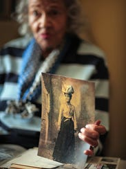 West Tennessee resident Hattye Yarbrough recently uncovered