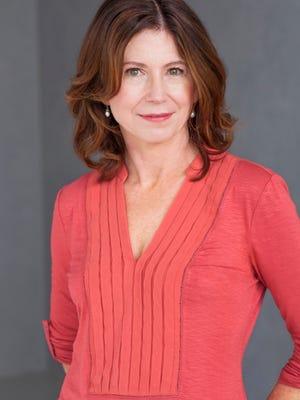 Author Paula McLain.