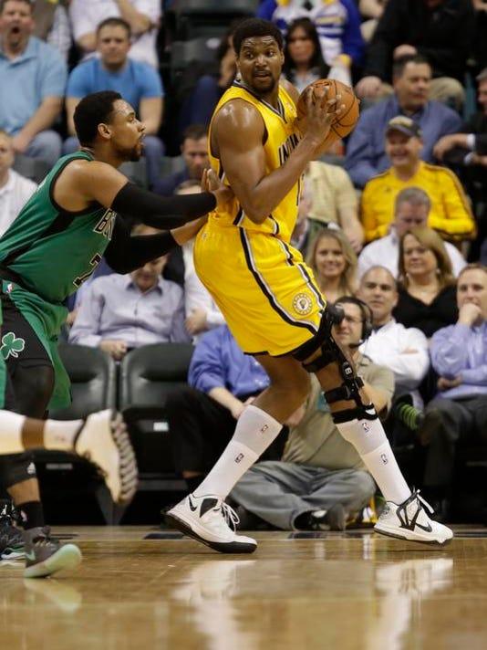 Celtics Pacers Basketball